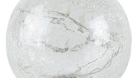 Dekorační koule s LED světlem KJ Collection, 13,5 cm