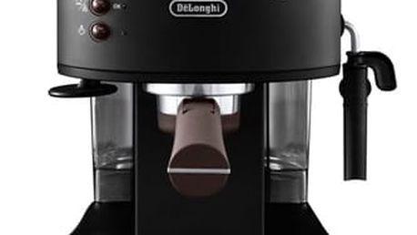 Espresso DeLonghi Icona Vintage ECOV 311.BK černé + DOPRAVA ZDARMA