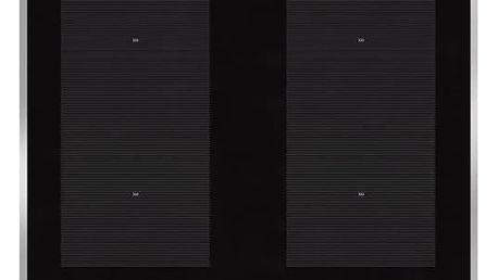 Indukční varná deska Gorenje Advanced IS656X černá/nerez + DOPRAVA ZDARMA