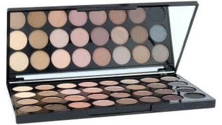 Makeup Revolution London Ultra Eyeshadows Palette Beyond Flawless 16 g oční stín pro ženy