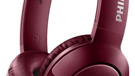 Sluchátka Philips SHL3070RD (SHL3070RD/00) červená