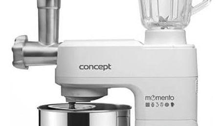 Kuchyňský robot Concept Momento RM5000 bílý + Doprava zdarma