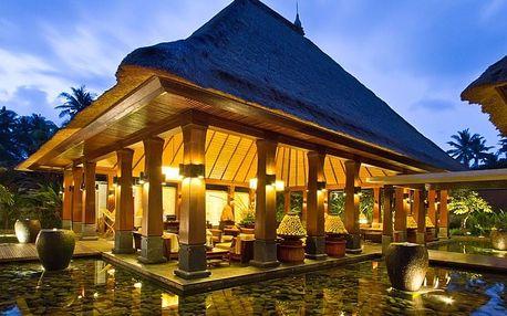 Bali - na 10 dní, snídaně s dopravou letecky z Prahy
