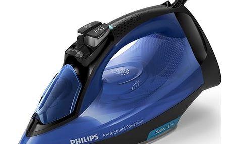 Žehlička Philips PerfectCare PowerLife GC3920/20 modrá + DOPRAVA ZDARMA