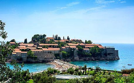 DM Apartments, Poznejte malebnou Černou Horu a její pobřeží