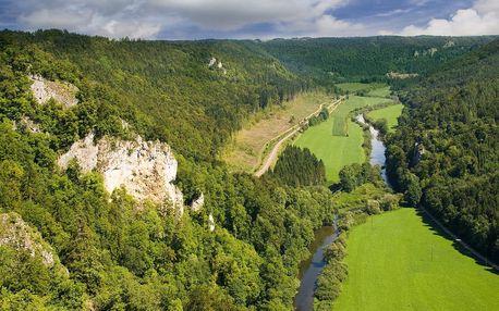 Podunajská stezka 4 dny cyklistika a Gurmánské zážitky, Horní Rakousy, Rakousko, autobusem, polopenze