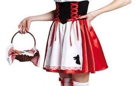 Červená Karkulka - kostým