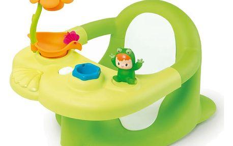 SMOBY Cotoons sedátko do vany, zelené