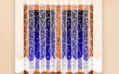 4Home Záclona Nora, 300 x 160 cm, 300 x 160 cm