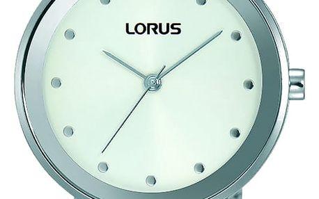 Lorus RG267JX9 + nůž, pojištění hodinek, doprava ZDARMA, záruka 3 roky