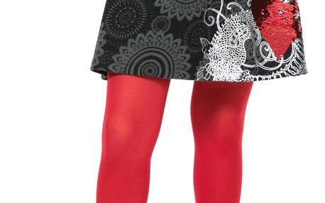 Desigual barevná dívčí sukně Genis
