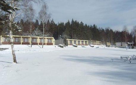 3–7denní pobyt pro 1, 2 i rodinu ve Wellness relax areálu Hnačov na Klatovsku