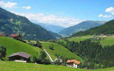 Rakousko, Tauernská cyklostezka :: zájezd cyklistika a in line brusle, Salzbursko, Rakousko, autobusem, polopenze