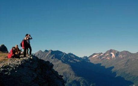 Rakousko, Vysoké Taury :: turistický zájezd, Tyrolsko, Rakousko, autobusem, bez stravy