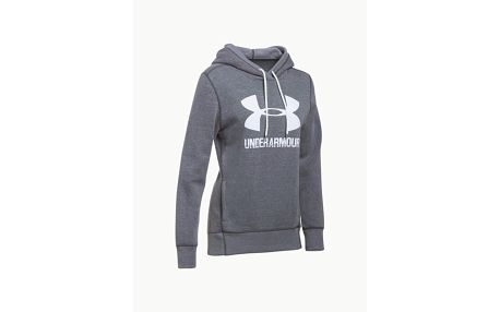 Mikina Under Armour Favorite Fleece PO Šedá