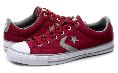 Converse Tenisky Star Player Ox Rhubarb/Dolphin/white 43