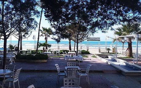 Hotel Bel Conti***, Objevte nádherné pobřeží tajemné Albánie