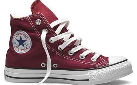 Kotníkové boty Converse CHUCK TAYLOR ALL STAR HI Maroon 42