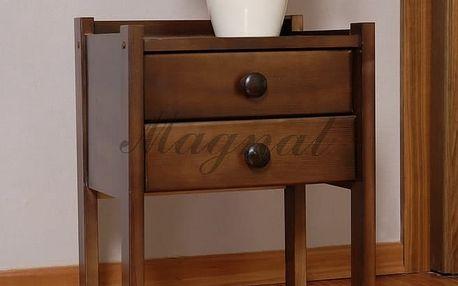 Noční stolek Idea - ořech