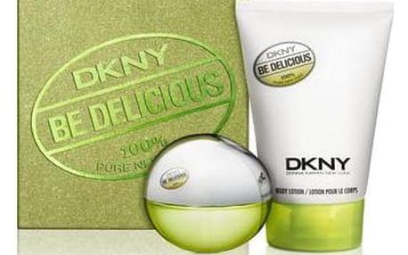 DKNY Be Delightful Parfémová voda pro ženy Dárkový set XMAS