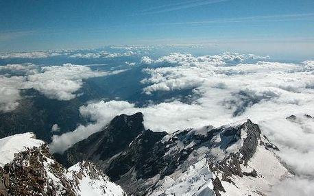 Švýcarsko, ledovcový masiv Monte Rosa 'expedice, trek', Švýcarské Alpy, Švýcarsko, autobusem, bez stravy