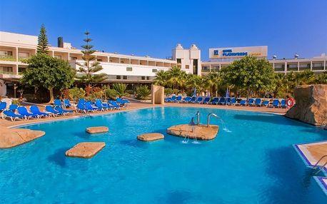 Kanárské ostrovy, Lanzarote, letecky na 7 dní