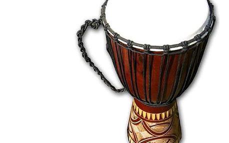Garthen 682 Africký buben djembe - 60 cm