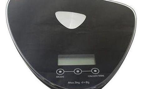 Digitální kuchyňská váha Clock Toro 264102