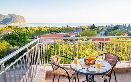 Pansion Nobel***, Útulné ubytování se snídaní kousek od pláže