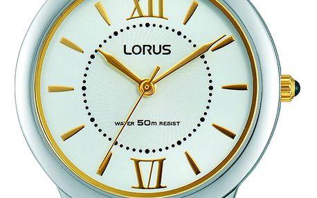 Lorus RG219KX9 + nůž, pojištění hodinek, doprava ZDARMA, záruka 3 roky
