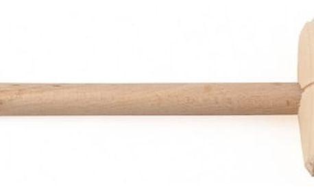 KOLIMAX Dřevěné výrobky palička na maso kulatá
