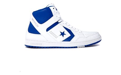 Boty Converse Weapon MID White/Blue 41