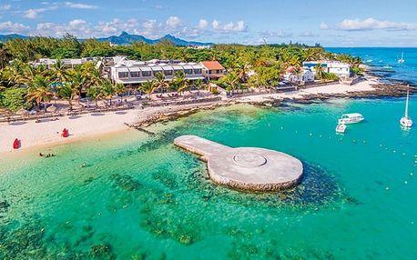 Mauritius, Blue Bay, letecky na 10 dní all inclusive
