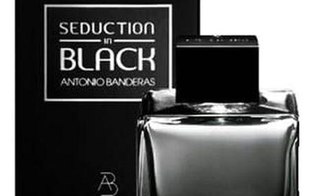 Antonio Banderas Seduction in Black 200 ml EDT M