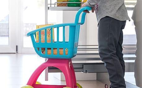 Dětský Nákupní Vozík 10 částí