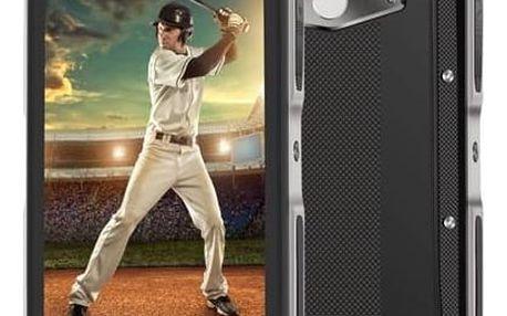 Mobilní telefon iGET BLACKVIEW GBV7000 (84000413) titanium + Doprava zdarma