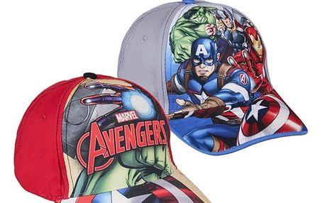 Dětská Kšiltovka Avengers 53 cm