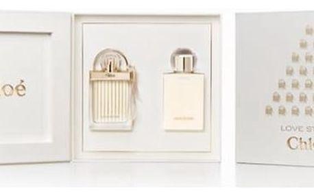 Chloé Love Story Parfémová voda pro ženy Dárkový set XMAS