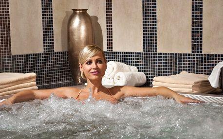 Odpočinek v lázních: 4* hotel Veľká Fatra pro 2