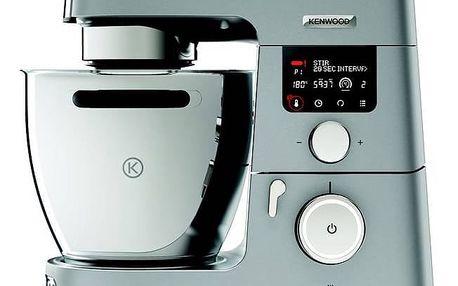 Kuchyňský robot Kenwood Cooking Chef KCC9060S stříbrný + Doprava zdarma