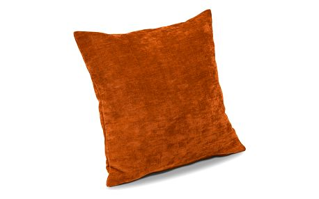 Albani Povlak na polštářek Riga oranžová, 40 x 40 cm,