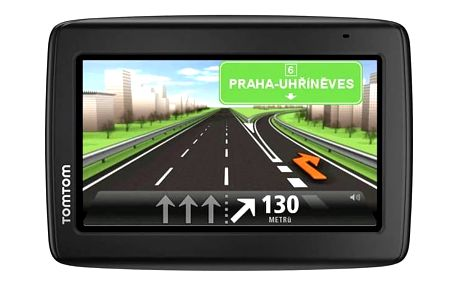 Tomtom START 25 Europe Traffic LIFETIME mapy (1EN5.002.18)