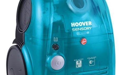 Vysavač podlahový Hoover Sensory SN70/SN55011 + DOPRAVA ZDARMA