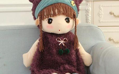 Roztomilá hadrová panenka - různé varianty