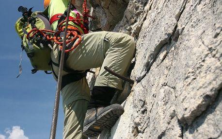 Ferratový zájezd Sextenské Dolomity lehká varianta, Lombardie, Itálie, autobusem, bez stravy