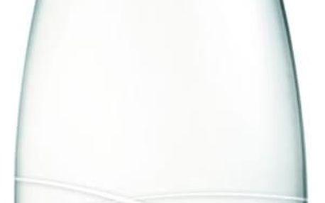 Tmavě modrá skleněná lahev ReTap s doživotní zárukou, 800ml