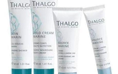 Thalgo Beauty Cracker Dárkový set mini produktů XMAS