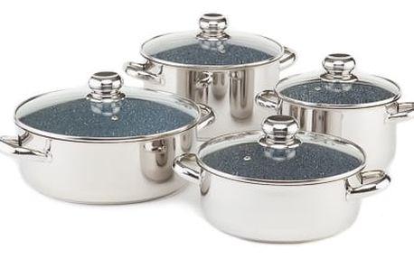 KOLIMAX CERAMMAX PRO STANDARD sada nádobí 8 dílů, granit šedá