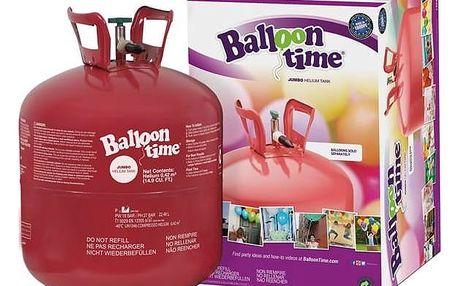 Helium Balloon Time 50 Vstupenka do herního parku HEROLAND 2017/2018 (zdarma) + Doprava zdarma
