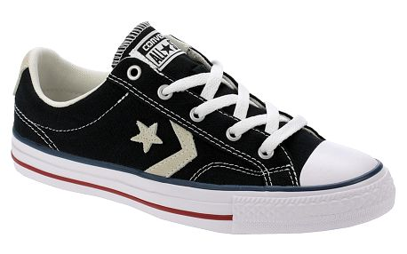 Converse Tenisky Star Player Ox Black/Milk 41